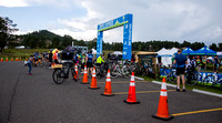 Triple Bypass Fest finish area