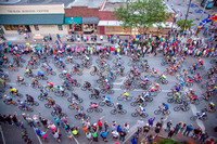 2017 Dirty Kanza Starts 200, 100, and 50